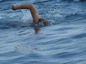 Triathlon man overcomes fear using sports hypnosis