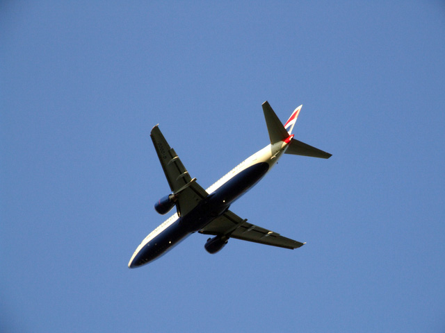 how to overcome fear of flying in a plane
